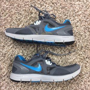 Nike Lunarglide 3 running shoe size 10.5